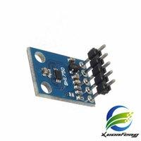 Wholesale Light Intensity Module - BH1750FVI GY-302 BH1750 Digital Light Intensity Sensor 16bitAD Module 3V-5V new Free ship