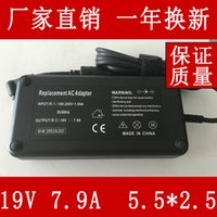 Wholesale Msi I7 - Wholesale-Charger Power AC Adapter For MSI Laptop GE62 GE72 GT683 GT683R GT780 GT660 GT660R GT680R GT725 X6S UX7 I7 19V7.9A 150W