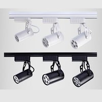 9w led track light canada best selling 9w led track light from top