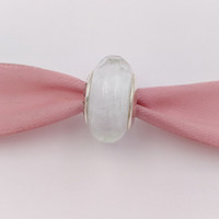 Wholesale mint bracelets - Authentic 925 Sterling Silver Beads Frosty Mint Shimmer Fits European Pandora Style Jewelry Bracelets & Necklace Murano 791656