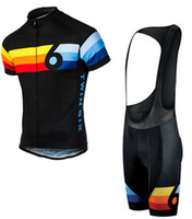Wholesale jersey mountain bike size xs - 2018 Mens Summmer triathlon Twin six Cycling Jersey mountain bike clothes maillot ciclismo ropa Motorcycle clothing Size XXS-6XL A1