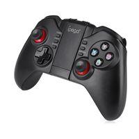 игровой контроллер ipega оптовых-iPEGA Bluetooth 3.0 беспроводной игровой контроллер геймпад Pro Gaming Player джойстик для Android IOS смартфон PC TV Box