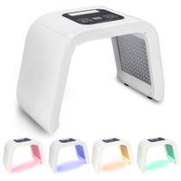 Wholesale Photodynamic Therapy Acne - PDT LED Light Photodynamic Facial Skin Care Rejuvenation Photon Therapy Machine special for facial skin care