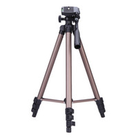 Wholesale Dslr Arms - Weifeng WT3130 Protable Lightweight Aluminum Camera Tripod with Rocker Arm Carry Bag for Canon Nikon Sony DSLR Camera DV Camcorder D1651