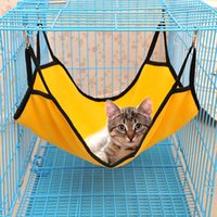Wholesale Small Animal Wholesale Supply - Brand New Pet Hammock Soft Cat Bed Small Animal Rest Bed Mat Pet Supplies Various Colors To Choose Drop Shipping