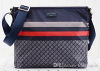 Wholesale Genuine Leather Bags Mens Briefcase - G Brand Mens Shoulder Bag High Quality Leather Men Bag Designer Brand Men Business bags Luxury Brand Men crossbody bag briefcases
