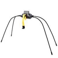 aranha do suporte do iphone venda por atacado-Spider mount telefone sandbeach titular portátil flexível desktop cama sofá suporte para iphone samsung galaxy note 8 huawei gb