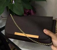 Wholesale Coffee Brown Dress - Free Shipping !Hight Quality Genuine Leather Handbag Women Shoulder Bag 40718