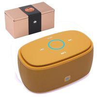 bluetooth k5 großhandel-Ursprünglicher KINGONE drahtloser Bluetooth K5 beweglicher Minilautsprecher mit TF Karte MP3-Player-Musik für iphone 8 Handy-intelligentes Telefon Samsung-S8
