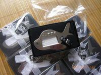 o chá de panela favorece etiquetas da bagagem venda por atacado-Favores Do Casamento Etiqueta Da Bagagem Do Avião Cromo Bolsa Tags Nupciais Do Chuveiro Favores Tags de Bagagem + 60 pçs / lote