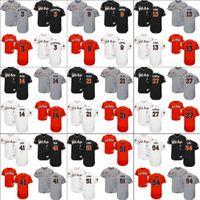 Wholesale Red Prado - Men's Miami Marlins 2017 Flexbase 3 Adeiny Hechavarria 13 Marcell Ozuna 9 Dee Gordon 14 Martin Prado Yelich All-Star Game Patch Jerseys