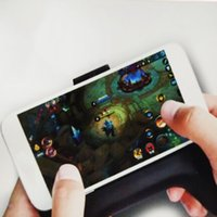 Wholesale ps4 controller wireless online - 2017 Portable Game Controller with Cooling Power Bank Mobile Bracket for New Iphone Gamepad Systems