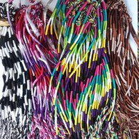 Wholesale Braided String Bracelets - Hot sale New Handmade Lucky Cord Braid colorful Rope Charm Bracelets String friendship Bracelets Party Gift