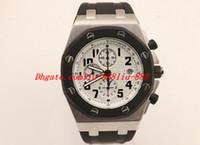 ingrosso orologio in quarzo di cristallo zaffiro-New Luxury Watches Orologio da polso Limited Sapphire Crystal Quartz Cronografo Cinturino in pelle Orologio da uomo Relogio Masculino