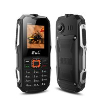 Wholesale elder phones - K6900 Mobile Phone 1.8Inch Screen Elder Phone FM Radio Strong LED Light 2MP Camera Dual Sim Card Cellphone