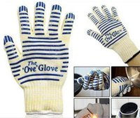 ECO Friendly ove glove hot surface handler - new the Ove Glove Microwave oven Glove F Heat useful Proof Resistant Cooking Heat Proof Oven Mitt Glove Hot Surface Handler