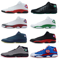 black dirty - 2017 Cheap Top quality New Retro unisex Basketball Shoes release flint countdown pack grey toe dirty bred barons sport sneaker Boots