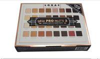 Wholesale lorac palettes for sale - Group buy Limited Edition Cosmetics Lorac Mega Pro Palette Eyeshadow Colors Palette Shimmer Matte Brands Eye Shadow Palette Makeup