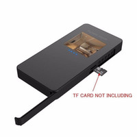 Wholesale Power Holes - NO Hole Spy power bank Cameras HD 1080P 2.0 LCD Display 8200mAH Mobile Power Bank Hidden Camera Video Recorder with Night Vision