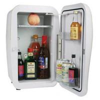 Wholesale Portable Refrigerator Camping - Mini fridge & warmer mini fridge dormitory small portable refrigerator freezer refrigeration box car refrigerator small Camp Kitchen