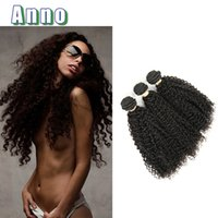 Wholesale New Star Brazilian Hair - Good Cheap 7a Brazilian Curly Virgin Hair 3 Bundles Guangzhou New Star Hair Unprocessed Virgin Brazilian Hair Kinky Curls
