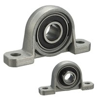 Wholesale Precision Services - Wholesale- High precision Zinc alloy 12mm Width Metal Self-adjust Pillow Block Ball Bearing Long service life Easy to install