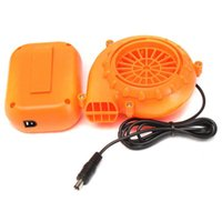 Wholesale Fans Products - Good Quality Mini Cooling Fan for Mascot Costumes Electric Ventilation Air Blower Fan Promotion product with normal post