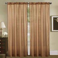 Wholesale Eyelets Curtains - New Design Fashion Pleated curtain Eyelet Hooks Style Window Sheer 2 Panels Finished Curtain Print style Blackout Curtain