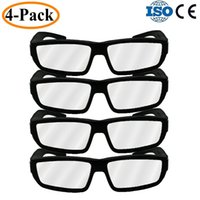 Wholesale Solar Eclipse Glasses Safety Plastic Goggles Pack CE and ISO Certified Safe Sun Viewing Glasses for Adults and Teenagers August
