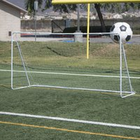 Wholesale Soccer Football Net - 12' x 6' Feet Soccer Goal Football With Net Straps Anchor Ball Outdoor Training All Sets