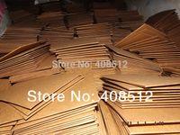 Wholesale Paper Envelope Sleeves - Wholesale- High quality CD sleeve kraft paper CD bag plain brown DVD envelope