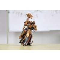 Wholesale Dota Figures - XINDUPLAN NEW Dota 2 Judge Malthred Paladin Varin Nair Anime Game Action Figure Toys 21cm PVC Kids Gift Collection Model 0944