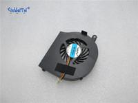 Wholesale Hp Pavilion G72 - Cpu cooling fan for HP Pavilion G72 CQ72 G62 CPU FAN P N:KSB0505HA-A 9K62 NFB73B05H 606013-001 612355-001