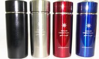 Wholesale Alkaline Filter Flask - 10 pcs lot ,Free shipping via DHL,alkaline water ionizer cup,nano flask with filter,4 colors,M
