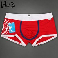 Wholesale Cheapest Cotton Underwear - Wholesale Quality Cheap New Fashion Sexy Brand Cuecal Boxer Men's Boxers Shorts Cotton Solid Fashion Sexy Underwear Mr Calzoncillos Hombre