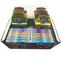 Wholesale Puzzle Pc Game - 2017 Poke Card series 408 pcs = 24 BOX = a lot children adult Poke English card toy game trade card games Puzzle toys for children A13820