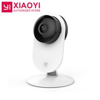 [Edizione internazionale] Xiaoyi YI 1080P Home Camera Night Vision Motion / Baby Crying Detection 111 gradi microfono incorporato 2 vie audio