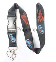 Wholesale renault badge - Everybody likes it Miller RENAULT Lanyard Keychain Key Chain ID Badge cell phone holder Neck Strap .free shipping.
