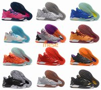 Wholesale Colors Rose Shoes - New 12 Colors D Rose 7 Low Englewood Boost Men Basketball Shoes Derrick Oreo BHM Bruce Pink 7s Casual Sports Sneakers Size 40-46