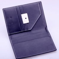 Wholesale Artistic Leather - Artistic three-dimensional letters multifunction leather passport holder passport card document package travel package