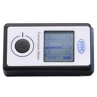 Wholesale Solar Transmission Meter - 3 M Solar Film Transmission Meter Solar Film Tester measures UV Visible and Infrared transmission values Diagnostic Tools