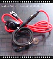 connecteur plat achat en gros de-Portable D-ongles Unit Analogue Enail Flat Heater 5 Pin XLR Connecteurs 110V Fit Domeless Nail Heater Bobine 10mm 9mm Diamètre intérieur