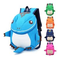 Wholesale Dinosaur School Backpacks Kids - The Good Dinosaur Kids Backpack Cartoon Arlo Anti Lost Kindergarten Children Backpack School Bags Animals Dinosaurs Backpack CCA6729 50pcs
