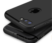 cubierta anti polvo iphone al por mayor-Funda de TPU suave mate delgada de lujo antipolvo para iPhone x xs máximo xr 8 7 6 6S Plus 5S Funda trasera completa