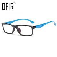 Wholesale Cheap New Wholesale Computers - Wholesale- OFIR New Cheap Frames Optical Glasses For Men Women Anti-blue Radiation Protection Computer Goggles Plain mirror oculos YF-43