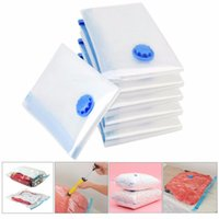 Wholesale Vacuum Bags Space Saving - High Quality Space Saver Saving Storage Bags Vacuum Seal Compressed Organizer Bag For Bed Clothes Storages