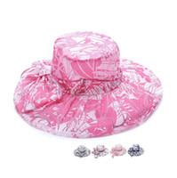 Wholesale fine linens resale online - Spring and summer seaside shade beach hat mug fine screen sun sun hat summer big hat DMB022