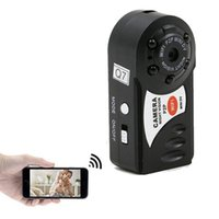 Mini Wifi DVR Camcorder IP inalámbrico 480P Video Recorder Camera Cámara infrarroja de visión nocturna Detección de movimiento Micrófono incorporado
