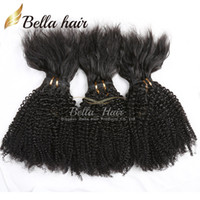 Wholesale Brazilian Body Wave Braid - New Brazilian Hair Bundles Virgin Human Hair Braid in Bundles No Glue No Thread No Clips Machine Weft Braid in Virgin Hair Julienchina