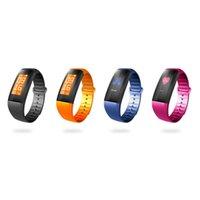 Wholesale Heart Rate Monitors Women - M99 color Smart Wristband Smart Bracelet Women Men Heart Rate Monitor Bluetooth Smartband Pedometer Sports Fitness Band Waterproof